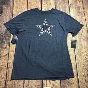 Mens XL Dallas Cowboys The Nike Tee T Dri-FIT